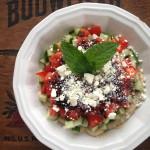 Greek Hummus Dip | AreYouKitchenMe.com