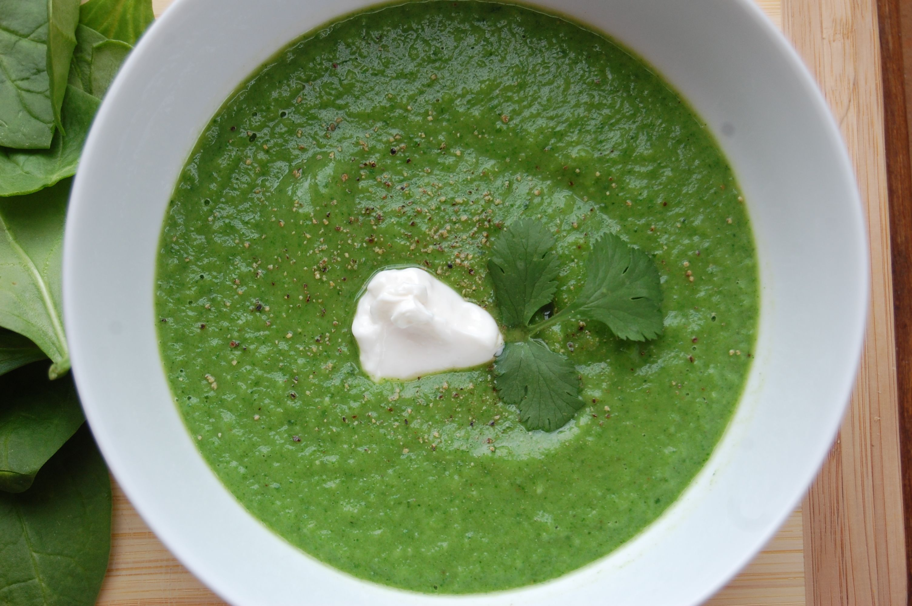 Spinach Soup 2