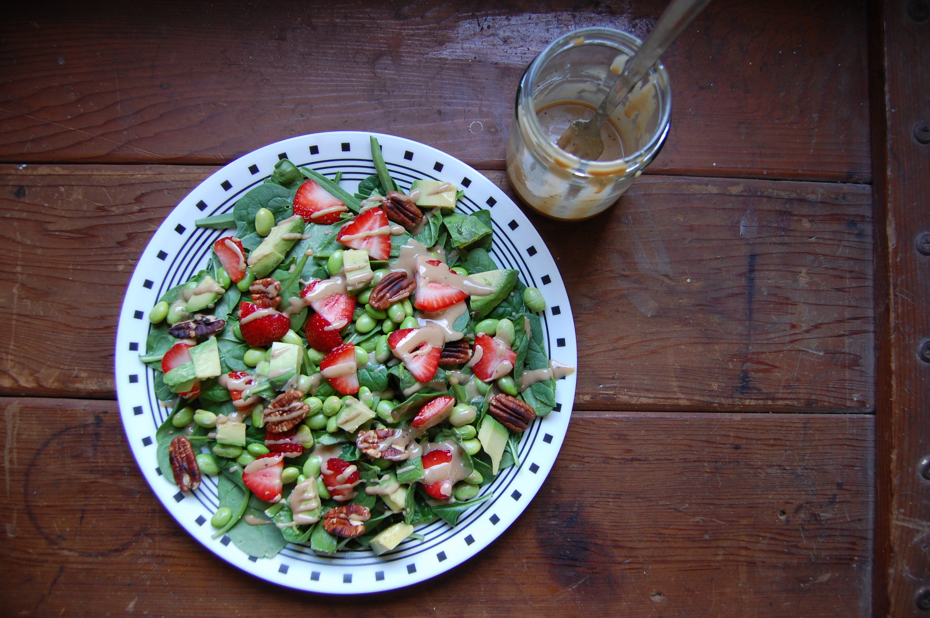 Spinach Salad 2