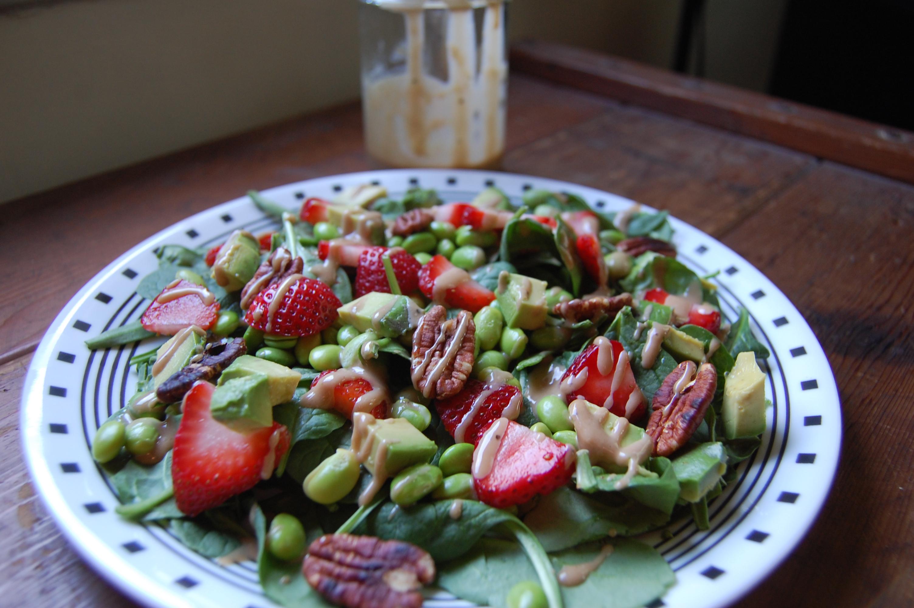 Spinach Salad 4