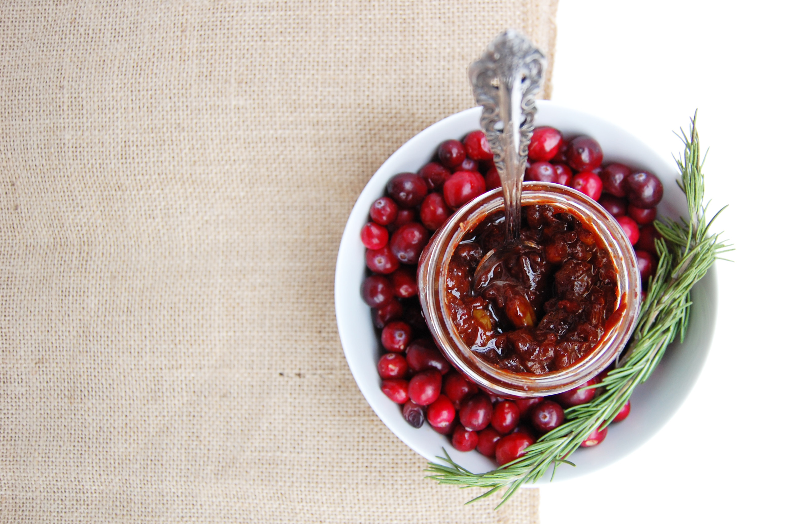 Spiced Cranberry Sauce 3