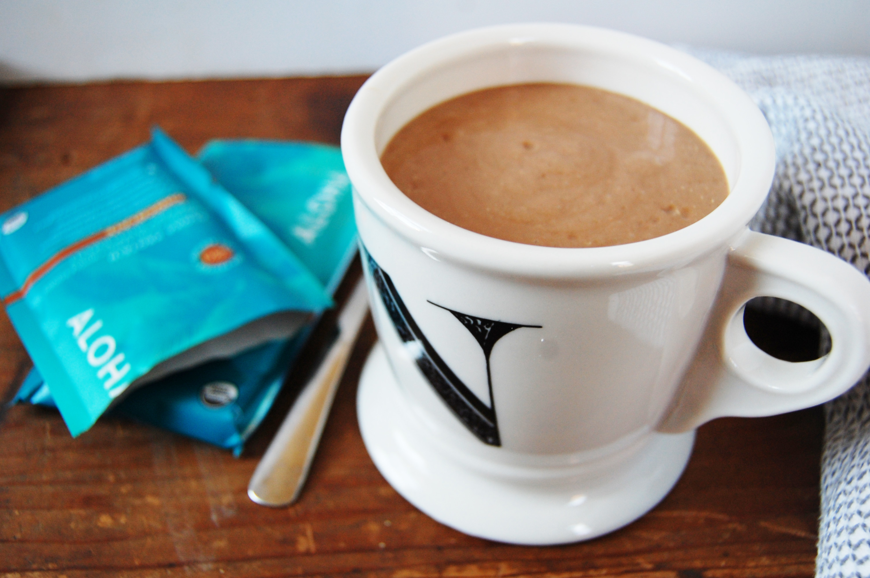 Protein Hot Chocolate 4