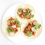 BBQ Jackfruit Tacos | AreYouKitchenMe.com