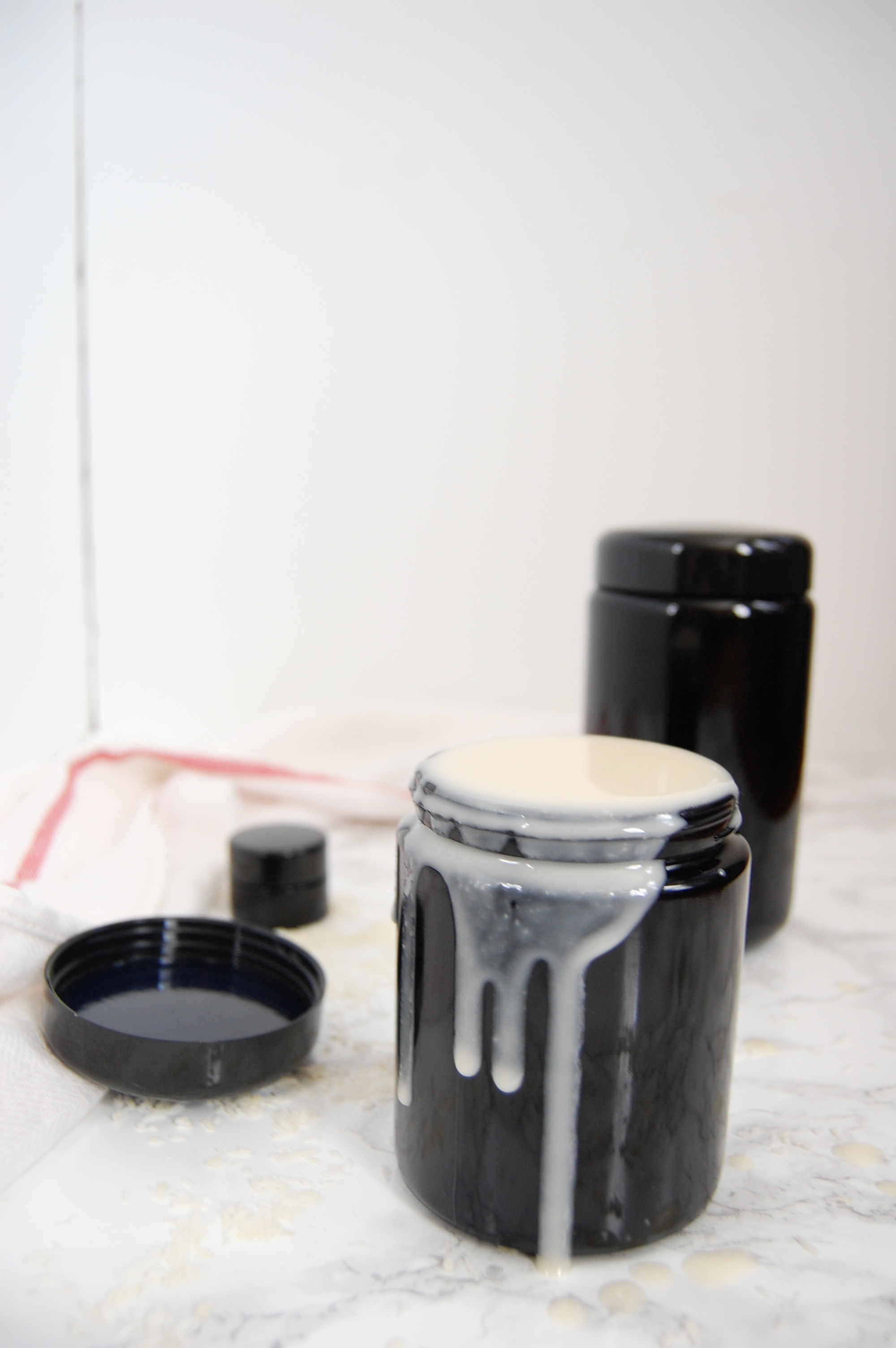 Homemade Coconut Butter   AreYouKitchenMe.com
