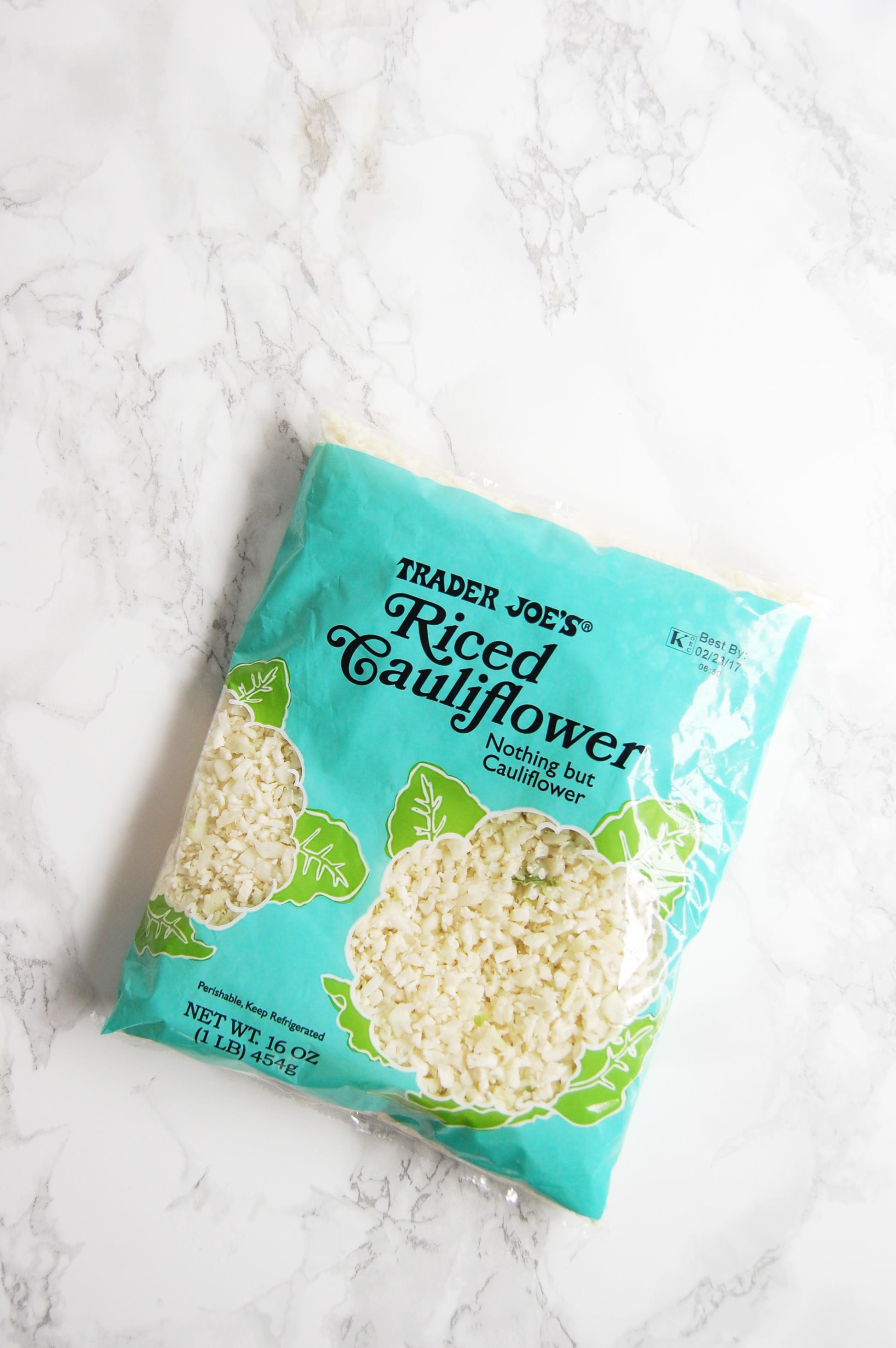 Spanish Cauliflower Rice | AreYouKitchenMe.com